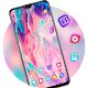 Abstract theme colorful gradient bright launcher APK