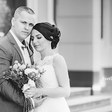 Wedding photographer Svetlana Mazurina (Mazurina). Photo of 26.05.2017