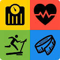 Body Mass Index - Weight loss icon