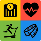 Body Mass Index - Weight loss, Calorie Counter icon