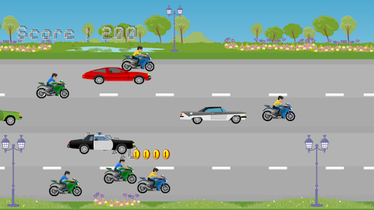 Traffic Racer screenshot 5
