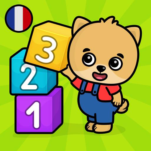 Jeux pour enfants - Apprendre les nombres