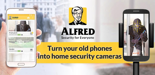 Alfred Home Security Camera app (apk) free download for Android/PC/Windows screenshot
