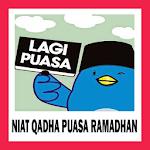 NIAT QADHA PUASA RAMADHAN Icon