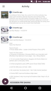 KESSBEN FM GHANA 5.3.9 MOD Apk Download 2