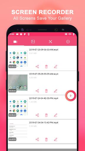 Screen Video Recorder  &  Screenshot 1.7 screenshots 5