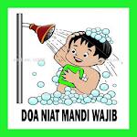 DOA NIAT MANDI WAJIB Icon
