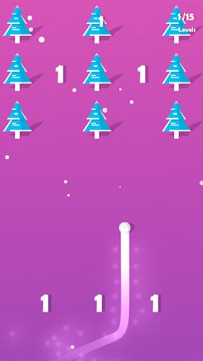 Dancing Snow - Musical Casual Game screenshot 6