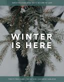 Winter Is Here - Flyer item