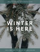 Winter Is Here - Flyer item