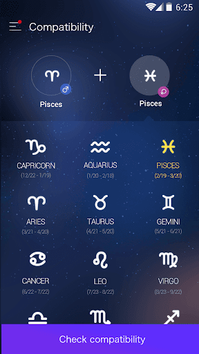 Alpha Horoscope - Daily Astrology & Horoscope app (apk) free download for Android/PC/Windows screenshot