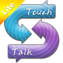 Real-time translator-TouchTalk icon