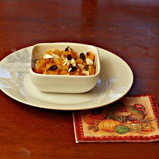 Pumpkin Halwa for Thanksgiving Dessert