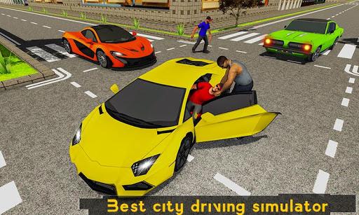Car Theft Real Gangster Squad: City Russian Mafia  screenshots 1