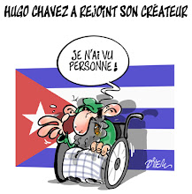 Photo: 06 03 2013_Décès d'Hugo Chavez