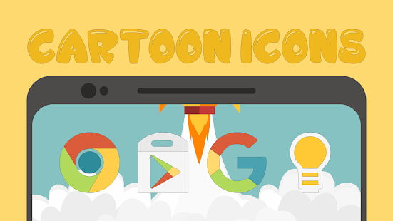 Cartoon - Icon Pack Screenshot