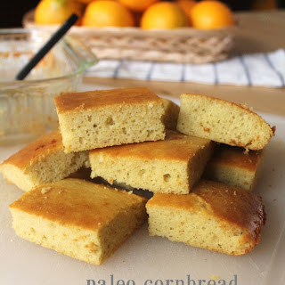 "Gluten and Grain Free ""Corn""bread"