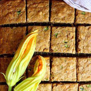 Zucchini Almond Cake Gluten-Free.