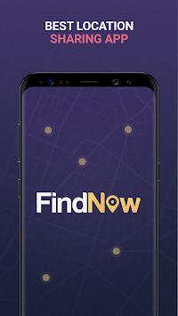 FindNow APK screenshot thumbnail 1