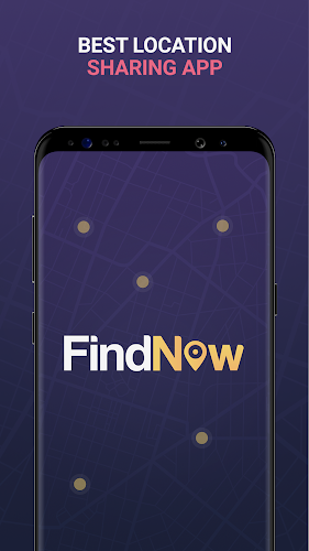 FindNow Android App Screenshot