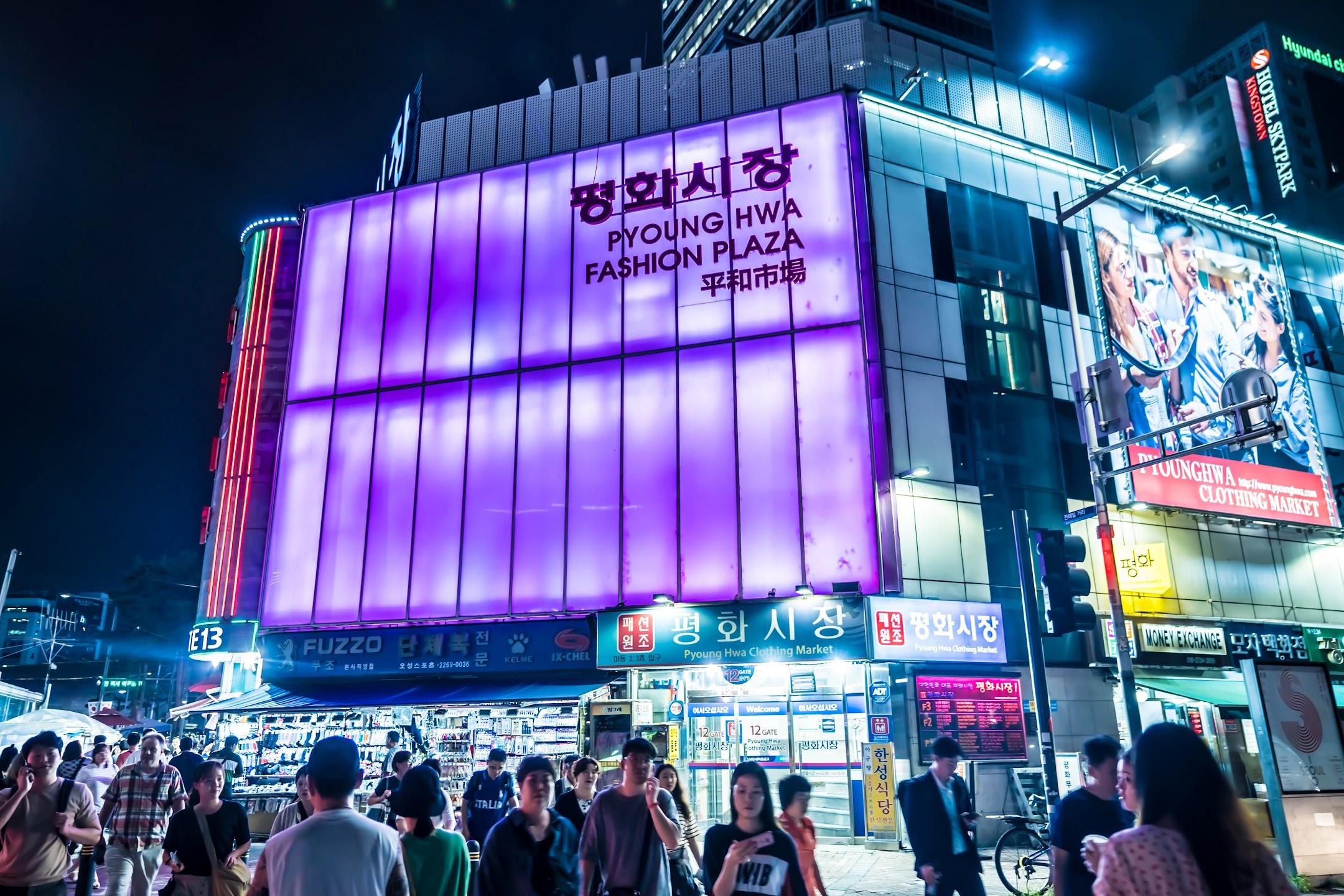 ソウル 東大門市場3