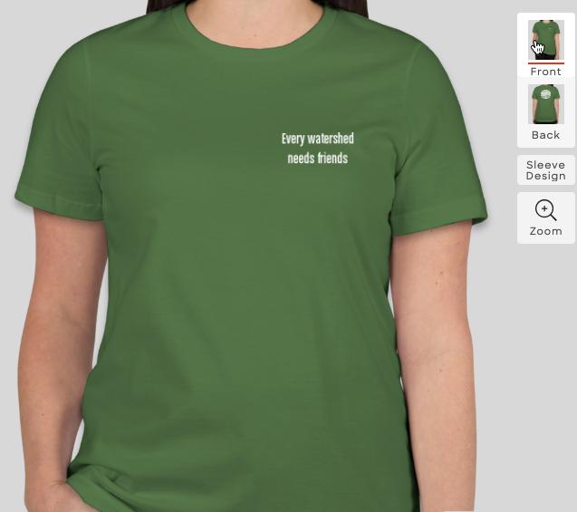 Example of Women's T-Shirt