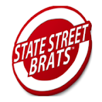 Logo for State Street Brats
