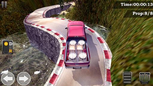 4×4运输模拟器
