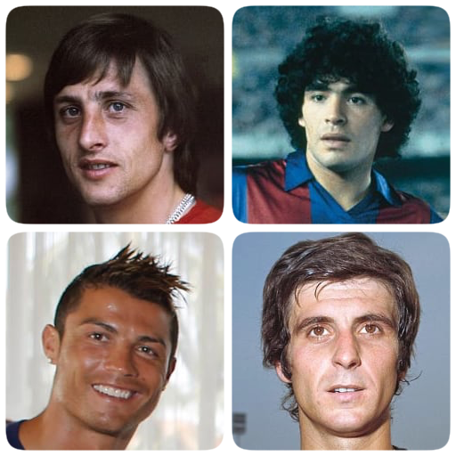 Soccer Players - Quiz About Soccer Stars!