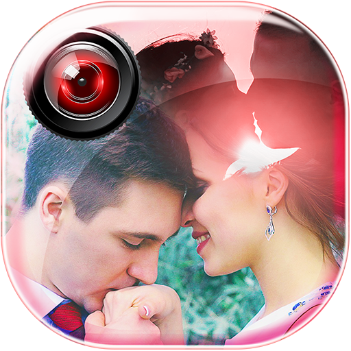 Valentine's Day Photo Blender