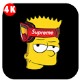 BART SUPREME NEW WALLPAPER APK