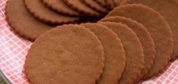 Moravian Spice Cookies Recipe