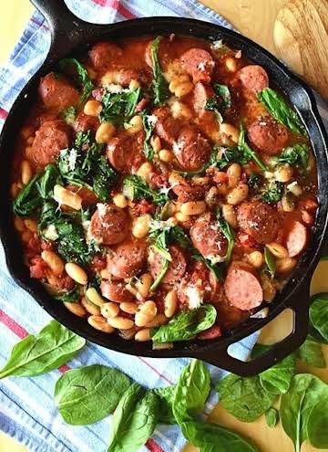Beans & Greens Hot Pot