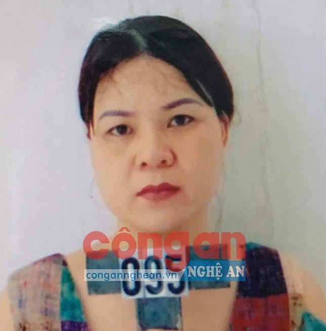 Đối tượng Trần Thị Hồng
