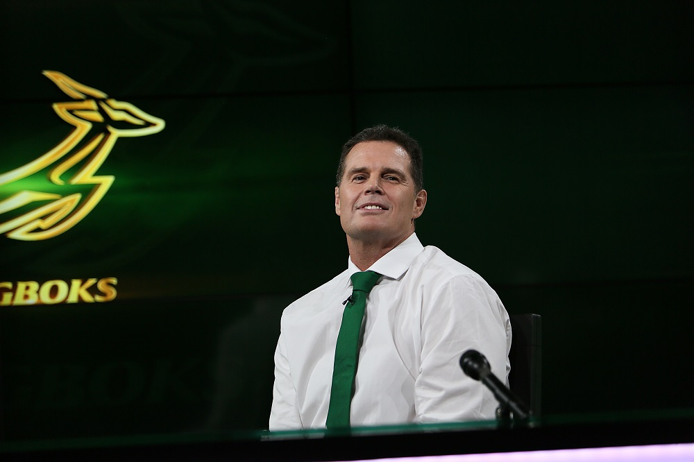 Springboks must sharpen their focus, says Rassie Erasmus