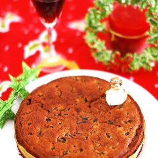 Eggless Kerala Christmas Fruit Cake