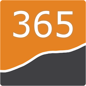 365 Pedometer icon