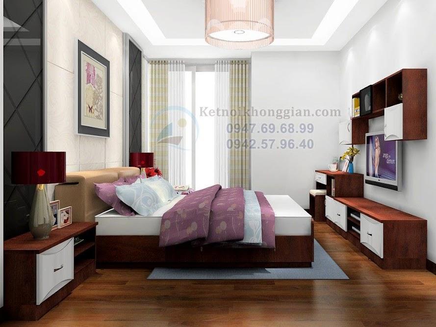 thiết kế căn hộ chung cư sáng tạo