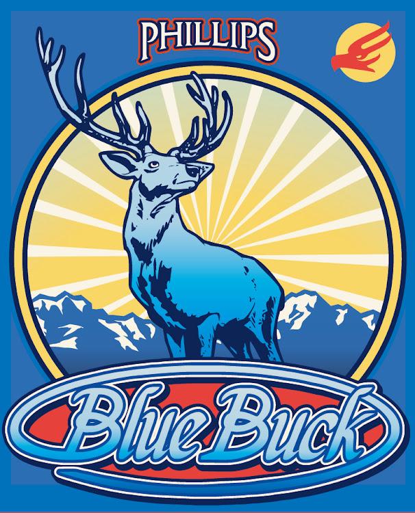 Logo of Phillips Blue Buck