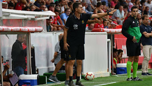 Gordillo ha dejado de ser entrenador del Nástic.