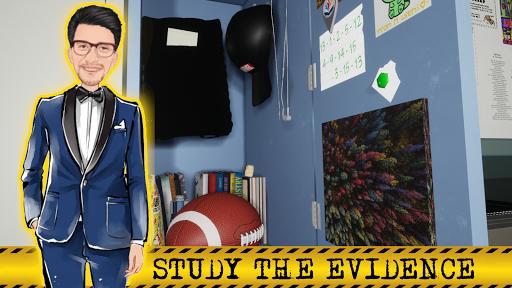 Detective Max Mysteryu2014School Murder. Offline games android2mod screenshots 6