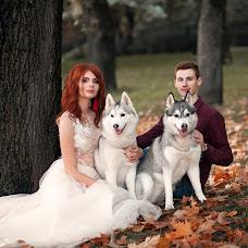 Wedding photographer Darya Grischenya (DaryaH). Photo of 27.11.2017