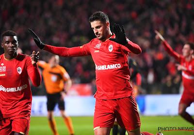 Antwerp won in eigen huis van KV Mechelen
