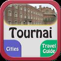 Tournai Offline Map Guide icon