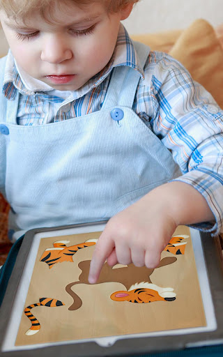 Animals Puzzle and fun games for Kids