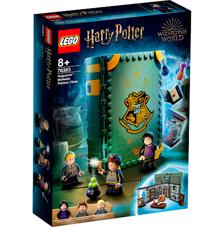 Lego Harry Potter Hogwarts ögonblick - Lektion i trolldryckskonst