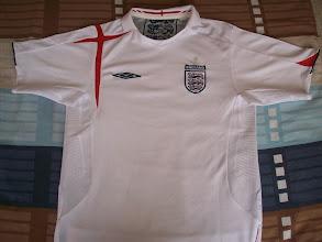 Photo: England