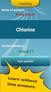Periodic Table Quiz 7