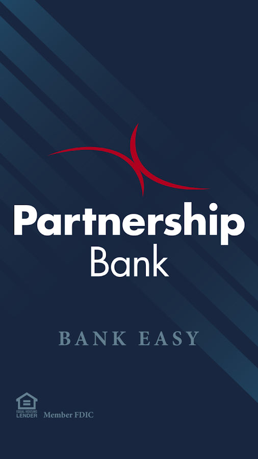 Partnership Bank- screenshot