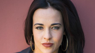 Stephanie Davis reads son Hollyoaks scripts